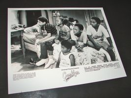 1994 Spike Lee Movie CROOKLYN 8x10 Press Photo Carlton Williams Sharif Rashid - $10.99