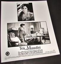 1999 Tea With Mussolini Movie Press 8x10 Photo Cher Joan Plowright Maggie Smith - $11.99