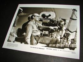 1983 Movie Pirates Of Penzance Press 8x10 Photo Director Wilford Leach - $10.99