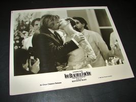 1990 Movie Too Beautiful For You Press Photo Gerard Depardieu Carole Bouquet Tb8 - $10.99