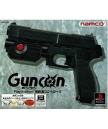NAMCO GUNCON 1 Sony PlayStation Official Gun Controller PS1 NPC-103 SLPH... - $29.99