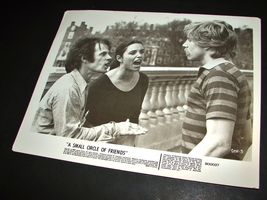 1980 Rob Cohen Movie A Small Circle Of Friends Press 8x10 Photo Karen Allen Scf3 - $10.99