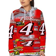 Kevin Harvick Nascar   Hoodie Fullprint for women - $40.99+