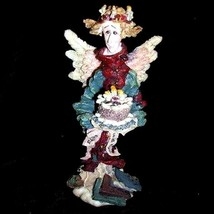 "Boyds Folkstone  ""Beatrice...The Birthday Angel"" #2825- 1995- Retired - $19.99"