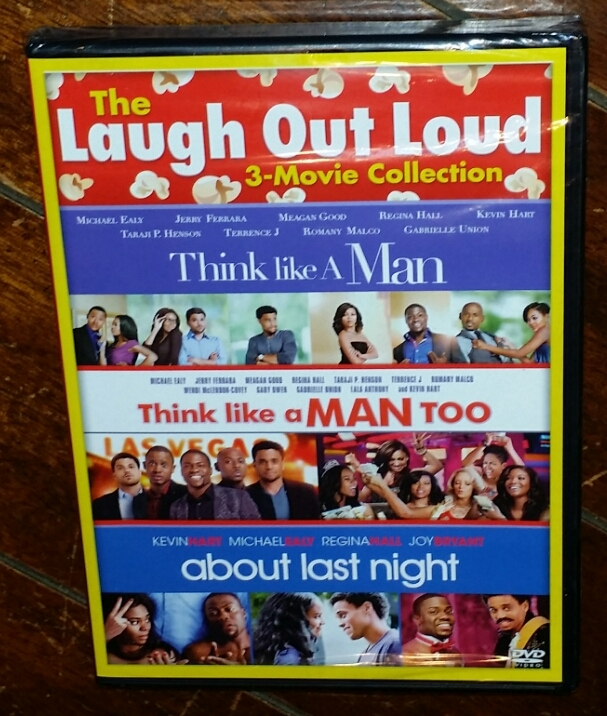 Think Like a Man Too (2014) kopen op dvd of blu-ray ...