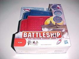 Battleship Travel Game Hasbro Fun on the Run Tactical Combat Take Along New - $19.79
