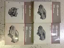 2002 LEXUS RX300 RX 300 Service Shop Repair Manual SET FACTORY E EWD & T... - $395.99