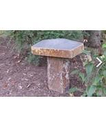 Stone Age Creations BB-BA-16 Basalt Birdbath Natural Stone Small - $435.04