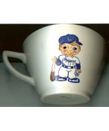 sandy koufax coffee cup mug dodgers 1960 japan rare vintage item - $299.99