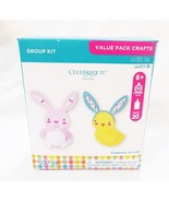 Easter foam craft kit celebrate It kids craft bunny chick - $9.89