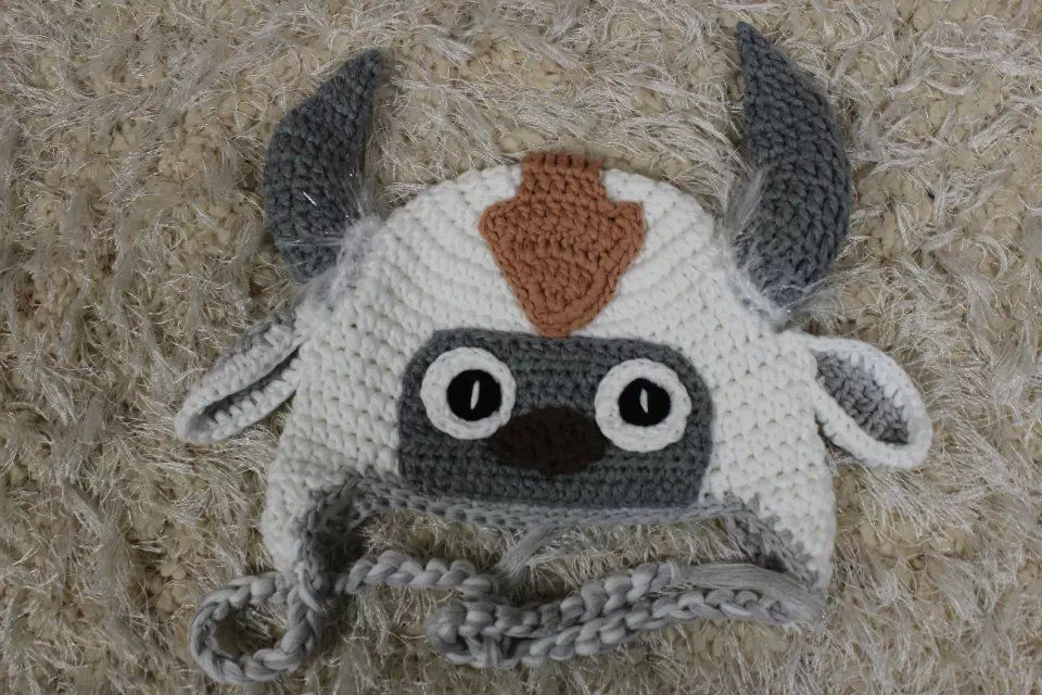 Appa Sky Bison Hat Avatar The Last Airbender And 50 Similar Items