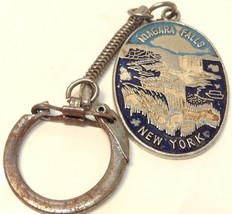 Vintage Promo Keychain ~ NIAGARA FALLS ~ NEW YO... - $7.64