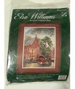 EVENING CARRIAGE RIDE Elsa Williams Needlepoint Kit #06410 Joe Sambataro... - $49.47