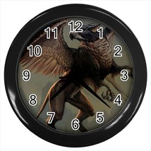 Griffin Mythology Com Wall Clock - $17.41