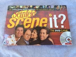 "Scene It? DVD Board Game ""SEINFELD"" Edition 2008 Mattel NEW & FACTORY SE... - $24.18"
