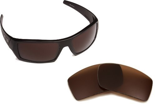 Primary image for New SEEK OPTICS Replacement Lenses Oakley CRANKSHAFT - Brown
