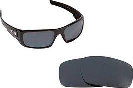 New SEEK Replacement Lenses Oakley CRANKSHAFT - Polarized Purple Mirror - $19.29