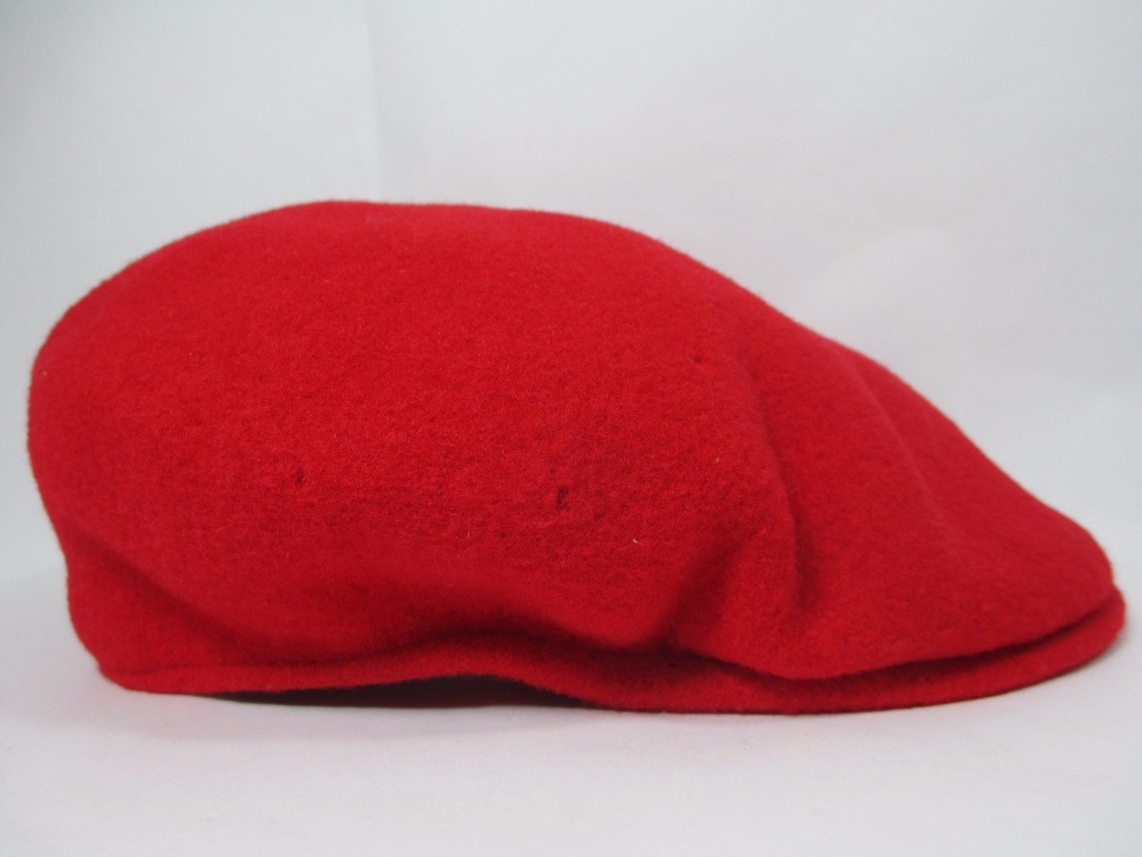 c539ccc6689 S l1600. S l1600. Previous. Vintage Kangol 100% Pure Virgin Wool Red Cap  Newsboys Cabbie Hat Size S England