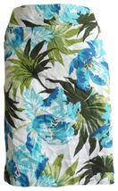 Ann Taylor silk skirt size 12P 12 Petites Fully Lined Brand New floral p... - $12.95