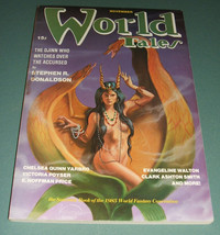 Vintage issue 11th [1985] World Fantasy Convention Souvenir Book Limited... - $44.55