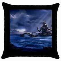 Poseidon Throw Pillow Case - $16.44