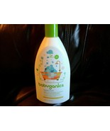 Babyganics Baby Bubble Bath- Fragrance Free - 20 Ounce Bottle - $10.99