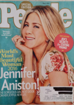 PEOPLE Special Edition:Jennifer Anistor, Marla Maples w/ Doanld Trump May 2016 - $2.95