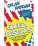 Greedy Bastards-New Hardbound - $10.95