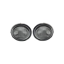 Fits 02-03 Nissan Maxima Left & Right Fog Lamp Assembly - Set - $116.95