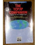 TCP/IP Companion by Martin R. Arick. BRAND NEW paperback - $3.95