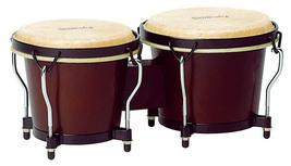 "Tycoon Bongo Drums/Ritmo Series/Mahogany FInish/6"" and 7"" Shells  - $59.00"