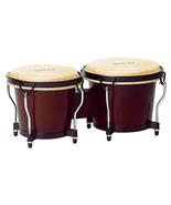 Tycoon Bongo Drums/Ritmo Series/Mahogany FInish... - $59.00