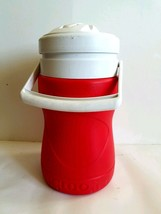 Igloo 1 Gallon Cooler Red and White - $17.33