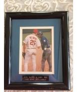 "Mark McGwire & Sammy Sosa ""1998 Home Run Kings"" Picture frame - $19.79"