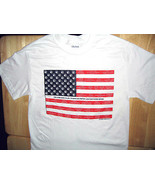 SEPT. 11 SEARCH AND RESCUE DOGS T-shirt American flag with hero rescue d... - $12.86+
