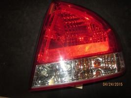 07 08 09 Kia Spectra R Rear Tail Light Oem #92402 2 F3 Xx 1061 *See Item* - $74.25