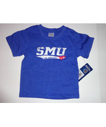 Pro Edge SMU Mustangs Lil Mascot  Toddler T-SHIRT SIZE- 2T or  3T  NWT - $10.39