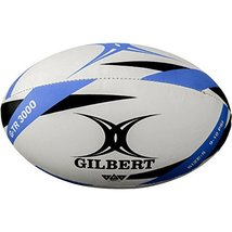 Gilbert g-tr3000–Rugby Ball, Multicoloured, Size 5 image 1