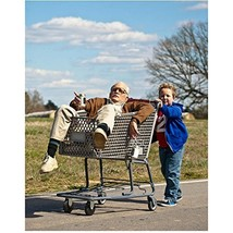 Bad Grandpa Johnny Knoxville as Irving Zisman in Shopping Cart Ready to ... - $7.95