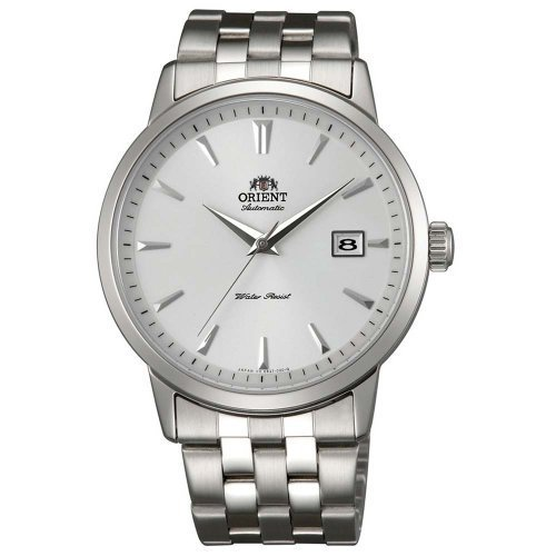Primary image for Orient ER2700AW Men's Symphony Automatic Stainless Steel White Dial Mechanica...