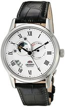 Orient Men's FET0T002S0 Sun and Moon Analog Display Japanese Automatic Black ... - $435.52