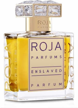 ENSLAVED PARFUM by ROJA DOVE 5ml Travel Spray CARNATION PATCHOULI MOSS Parfum