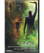 STAR TREK : NEMESIS BY J. M. DILLARD (2002, Cassette, Abridged, Movie Tie-In) - $5.49