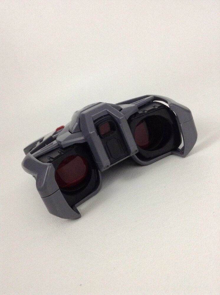 Wild Planet Spy Gear Red Vision Flashlight Binoculars Lot of 3 with Batteries