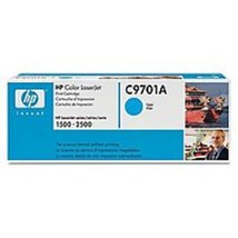 HP C9701A Toner Cartridge for Color Laserjet 1500 and 2500 Series - 4,00... - $94.83