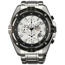 Orient Japanese Quartz Wrist Watch TT0Y003W For Men - $240.37