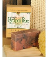 Patchouli Soap ~ All Natural Handmade Bar - Great for Dry Skin - $7.79
