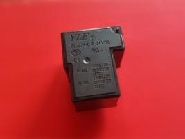 Yl 224 C S 24 Vdc, 24 Vdc Relay, Yle Brand New!!! - $5.94