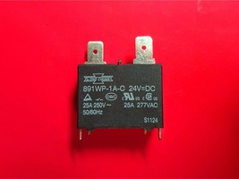 891 Wp 1 A C, 24 Vdc Relay, Song Chuan Brand New!! - $6.45