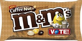M&M'S Coffee Nut Peanut Chocolate Candy 10.2-Ounce Bag - $13.73